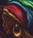 Spiritual Riches and Profound Feelings by Alga Washington