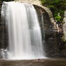 Milky Looking Glass Falls! by vasu