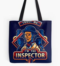 Trust The Inspector - POSTER Tote Bag