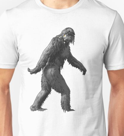 hippie bigfoot T-Shirt