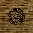 Asian Dragon by Sarah Kittell