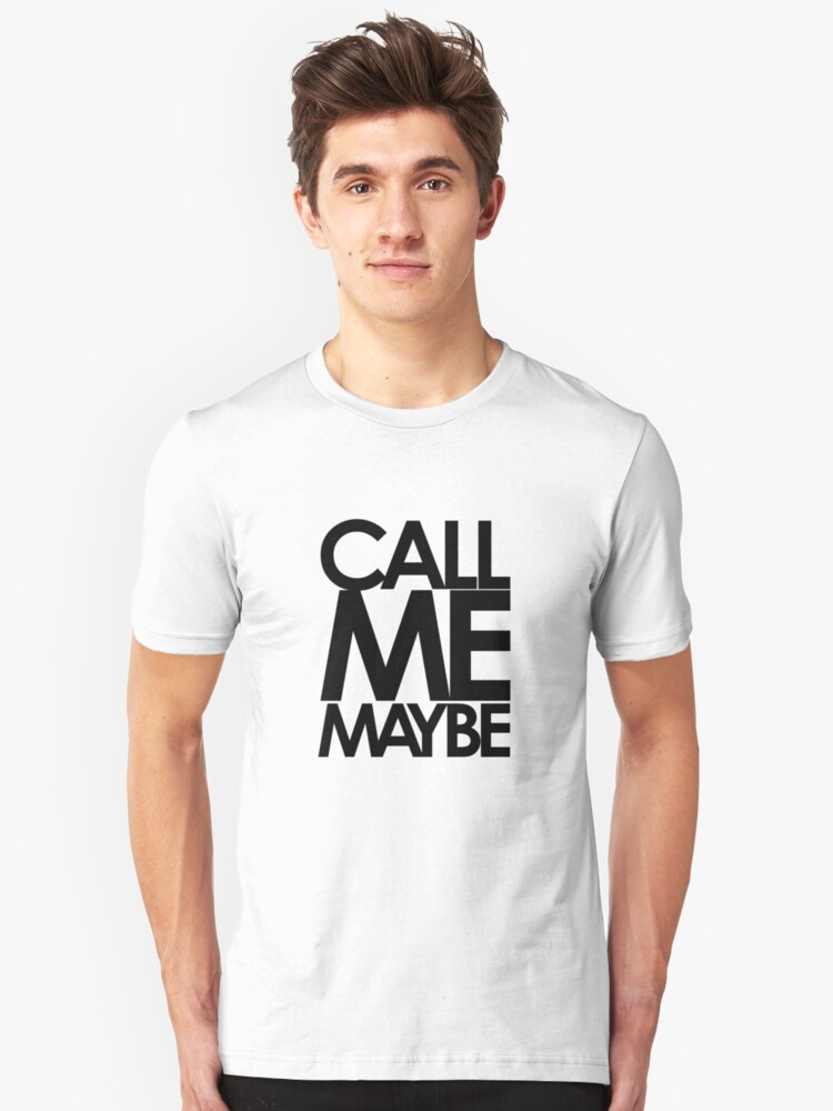 Call Me Maybe? by ElleeDesigns