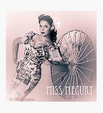 Fifties Glamour  Photographic Print