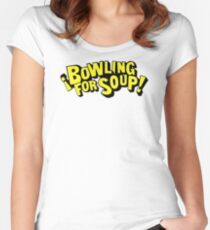 Bowling For Soup Women's Fitted Scoop T-Shirt