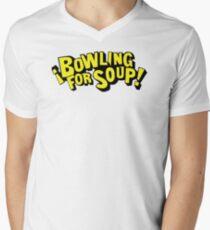 Bowling For Soup Men's V-Neck T-Shirt