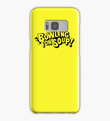 Bowling For Soup Samsung Galaxy Case/Skin