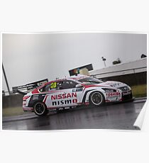 V8 Supercars - Sydney 400 2015 - Michael Caruso - Nissan Poster