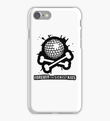 Forever the Sickest Kids iPhone Case/Skin