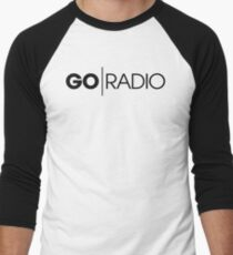 Go Radio Men's Baseball ¾ T-Shirt