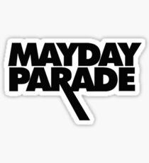 Mayday Parade Sticker