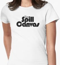 The Spill Canvas Women's Fitted T-Shirt