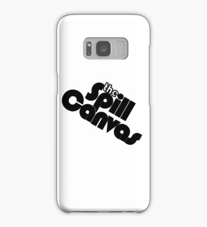 The Spill Canvas Samsung Galaxy Case/Skin