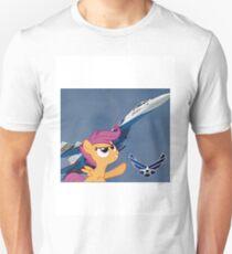 Scootalo Airforce Unisex T-Shirt