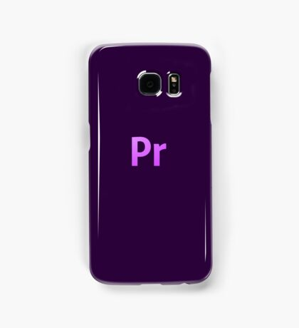 Adobe Premier  Samsung Galaxy Case/Skin