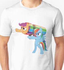 Rainbow Cannon T-Shirt