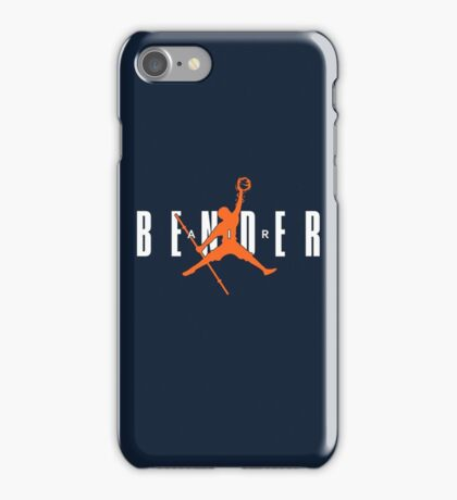 Just Bend It iPhone Case/Skin