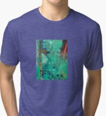Under Water Tri-blend T-Shirt