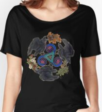 Raven Fey - Triskele Women's Relaxed Fit T-Shirt