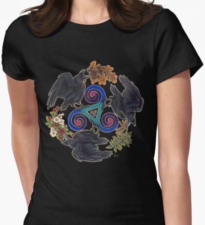 Raven Fey - Triskele T-Shirt