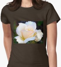 Beauty simplified Womens Fitted T-Shirt