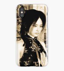 Asian Beauty iPhone Case/Skin