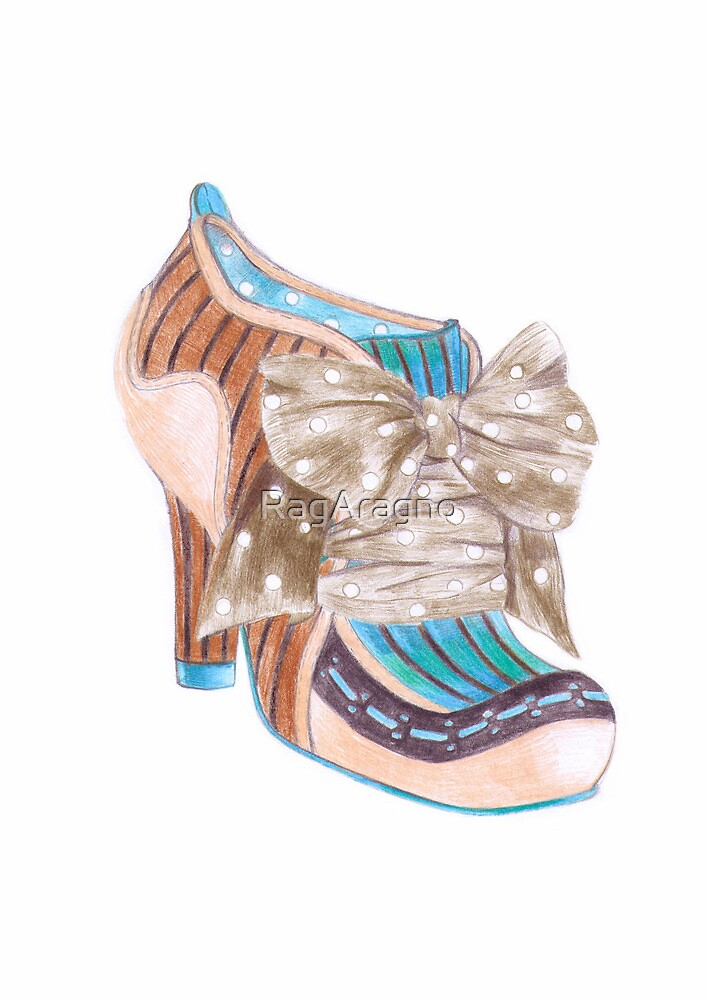 Shoes we all adore by RagAragno