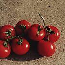 Tomatoes by Deborah Singer