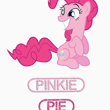 Pinkie Pie by AwesomeCore