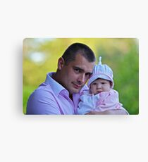 Cute Sweet Love...... by Doctor Faustus. Canvas Print