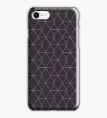 EXO EXODUS Gold + Dark Pattern iPhone Case/Skin