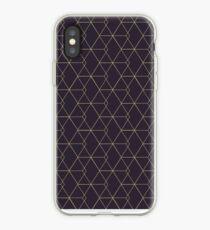EXO EXODUS Gold + Dark Pattern iPhone Case
