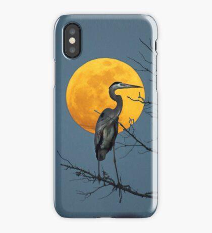 Super Moon iphone Case iPhone Case