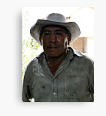 Anthony Quinn Lookalike Canvas Print