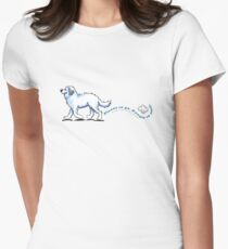 Great Pyrenees Places to Go T-Shirt