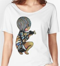 Smile Daisy Photographer Women's Relaxed Fit T-Shirt