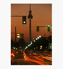 Karl-Marx-Allee, Berlin 2003 Photographic Print