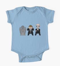 Three Wise Monsters Kids Clothes