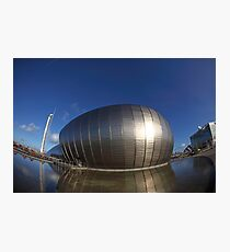 Science Centre Glasgow Photographic Print