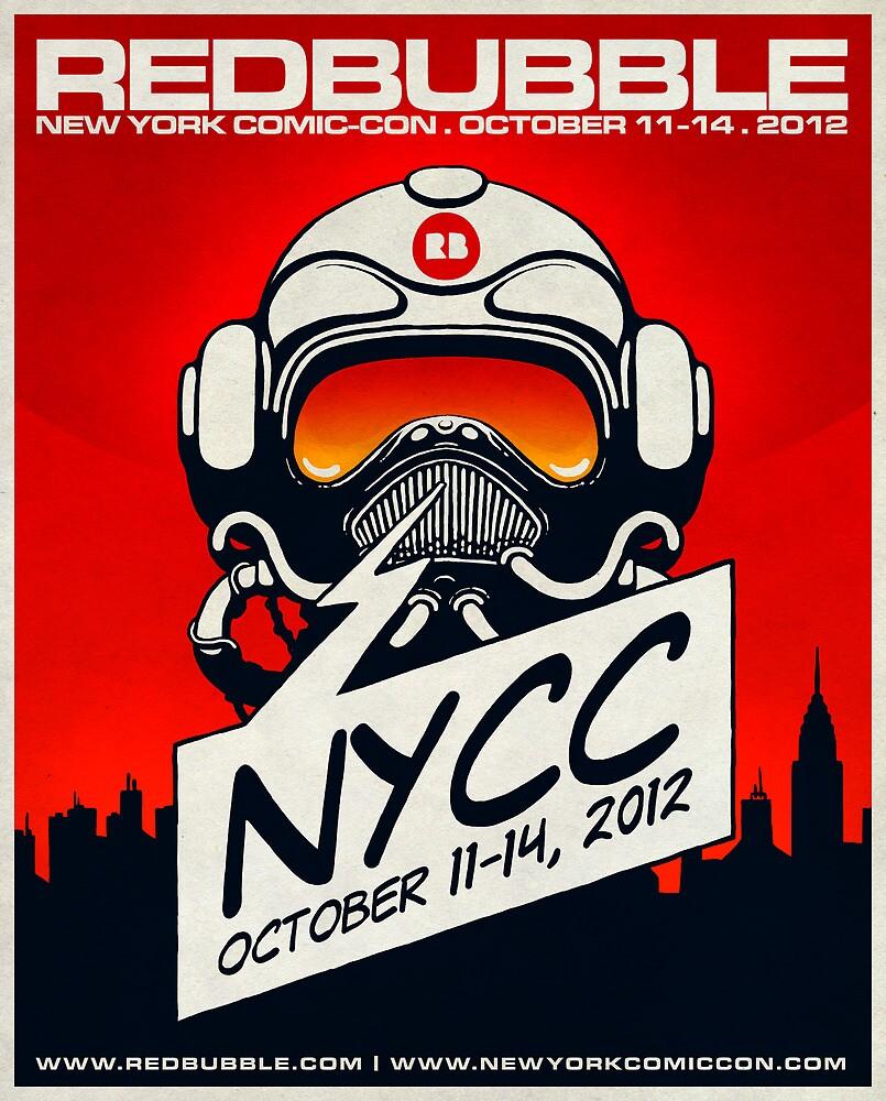 NYCC by Kuba Gornowicz