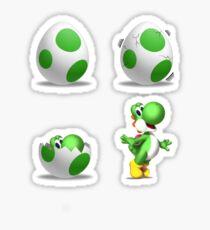 Yoshi! Sticker