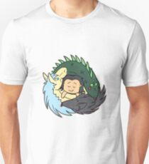 Loki's Family Time Unisex T-Shirt