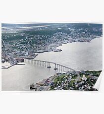 Tromsø Bridge Poster