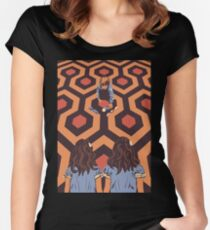 The Shining Room 237 Danny Torrance  Women's Fitted Scoop T-Shirt