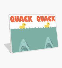 Jaws Rubber Duck 'Quack'  Laptop Skin