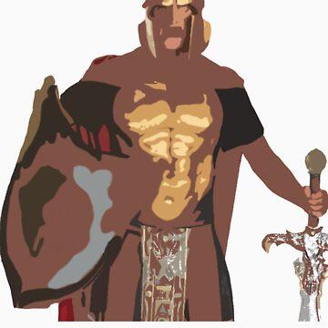 Spartan by suciawan
