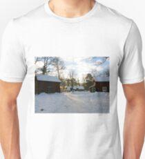 Winter in Apladalen Unisex T-Shirt