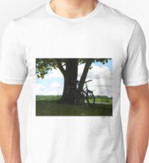 Resting under the tree Unisex T-Shirt