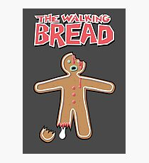 The Walking Dead GingerBread Man Zombies  Photographic Print
