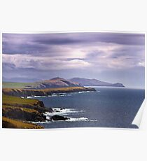 Dingle Peninsula, Co.Kerry, Ireland Poster
