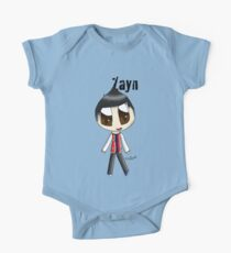 Chibi Zayn from One Direction One Piece - Short Sleeve